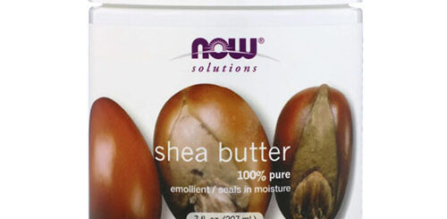 Маcло ШИ (карите) Now Foods, Shea Butter