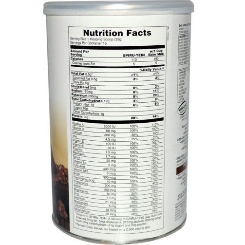 High Protein Energy Meal15