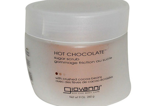 Скраб для тела Giovanni, Hot Chocolate, Sugar Scrub