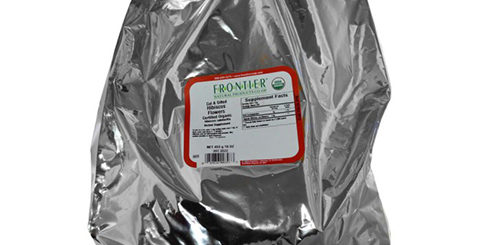 Цветы гибискуса просеянного Frontier Natural Products, Certified Organic Cut & Sifted Hibiscus Flower
