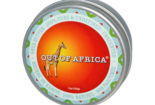 Чистое нерафинированное масло ши (карите) Out of Africa, 100% Pure & Unrefined Shea Butter with Vitamin E