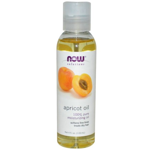 Масло абрикоса Now Foods, Solutions, Apricot Oil