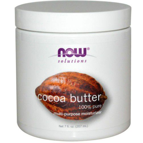 Масло какао Now Foods, Solutions, Cocoa Butter