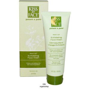 Exfoliating Face Wash 1